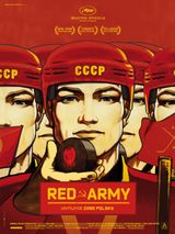 Affiche Red Army