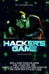 Affiche Hacker's Game