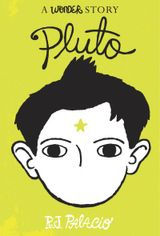 Couverture Pluto: A Wonder Story