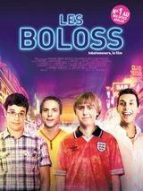 Affiche Les Boloss - Inbetweeners, le film