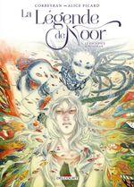 Couverture Le Sacrifice d'Hooskan - La Légende de Noor, tome 1