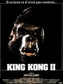 Affiche King Kong II