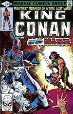 Couverture King Conan (1980 - 1983)