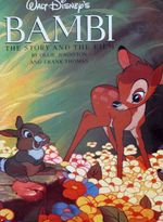 Couverture Bambi: The Story and the Film