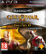 Jaquette God of War Collection : Volume II