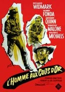Affiche L'Homme aux colts d'or