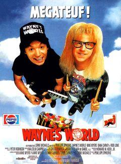 Affiche Wayne's World