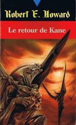 Couverture Le Retour de Kane