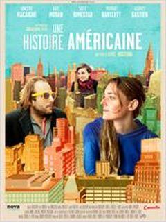 Affiche Une histoire américaine