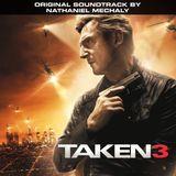 Pochette Taken 3 (OST)