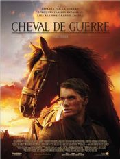 Affiche Cheval de guerre