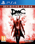 Jaquette DmC Devil May Cry : Definitive Edition