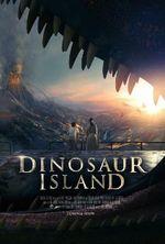 Affiche Dinosaur Island