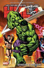 Couverture Défenseurs Vs Agresseurs - Hulk, tome 2