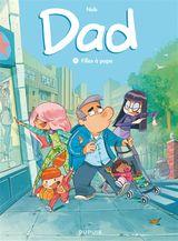 Couverture Filles à papa - Dad Tome 1