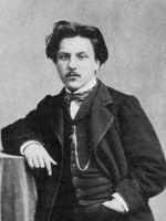 Photo Gabriel Fauré