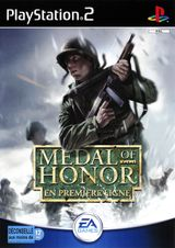 Jaquette Medal of Honor : En première ligne