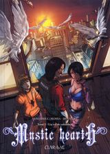 Couverture Un vol de colombes - Mystic hearth, tome 1