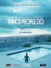 Affiche Things People Do