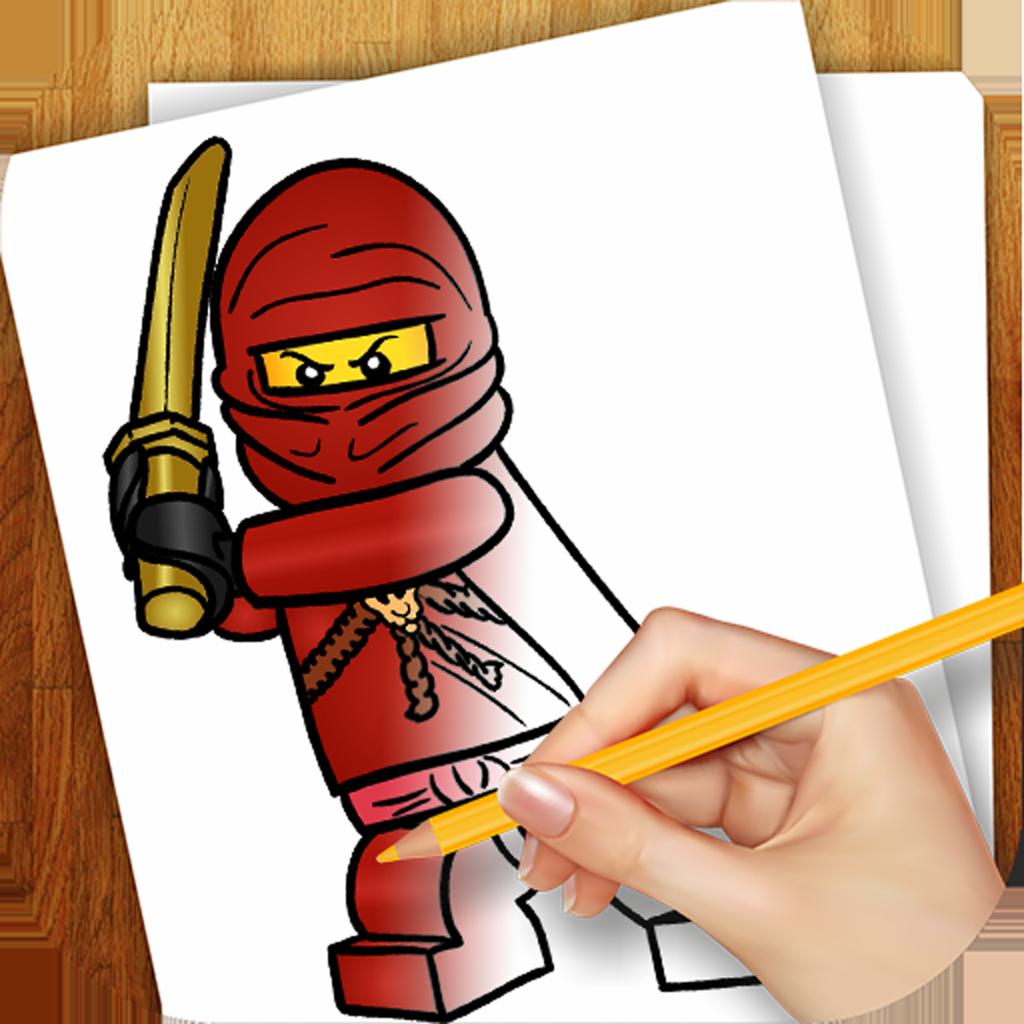 Apprendre A Dessiner Lego Ninjago 2014 Jeu Video Senscritique