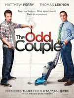 Affiche The Odd Couple (2015)