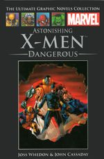 Couverture Astonishing X-Men - Dangereuse