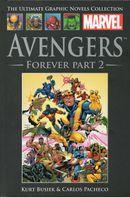 Couverture Avengers Forever, 2ème partie