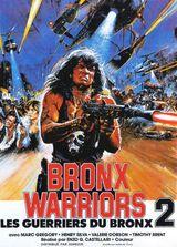 Affiche Les Guerriers du Bronx 2