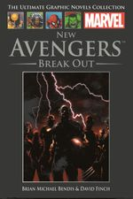 Couverture New Avengers - Evasion