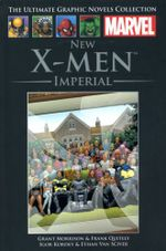 Couverture New X-Men : Imperial