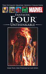 Couverture Fantastic Four - L'appel des Ténèbres