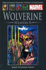 Couverture Wolverine - Arme X