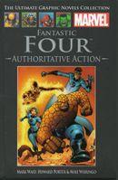Couverture Fantastic Four - Coup de Force