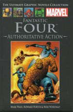Couverture Fantastic Four - Coup de Force