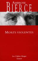 Couverture Morts violentes