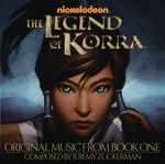 Pochette The Legend of Korra: Original Music from Book One (OST)