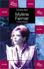 Couverture Mylène Farmer, la part d'ombre