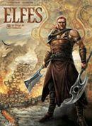 Couverture Le Siège de Cadanla - Elfes, tome 9
