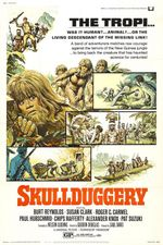 Affiche Skullduggery