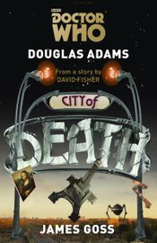 Couverture Doctor Who: City of Death
