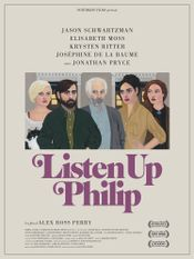 Affiche Listen Up Philip