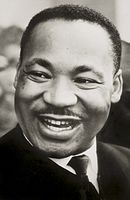 Photo Martin Luther King Jr.
