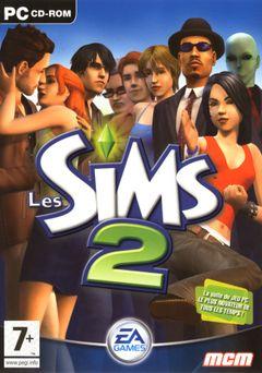 Jaquette Les Sims 2
