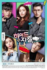 Affiche Hyde, Jekyll, Me