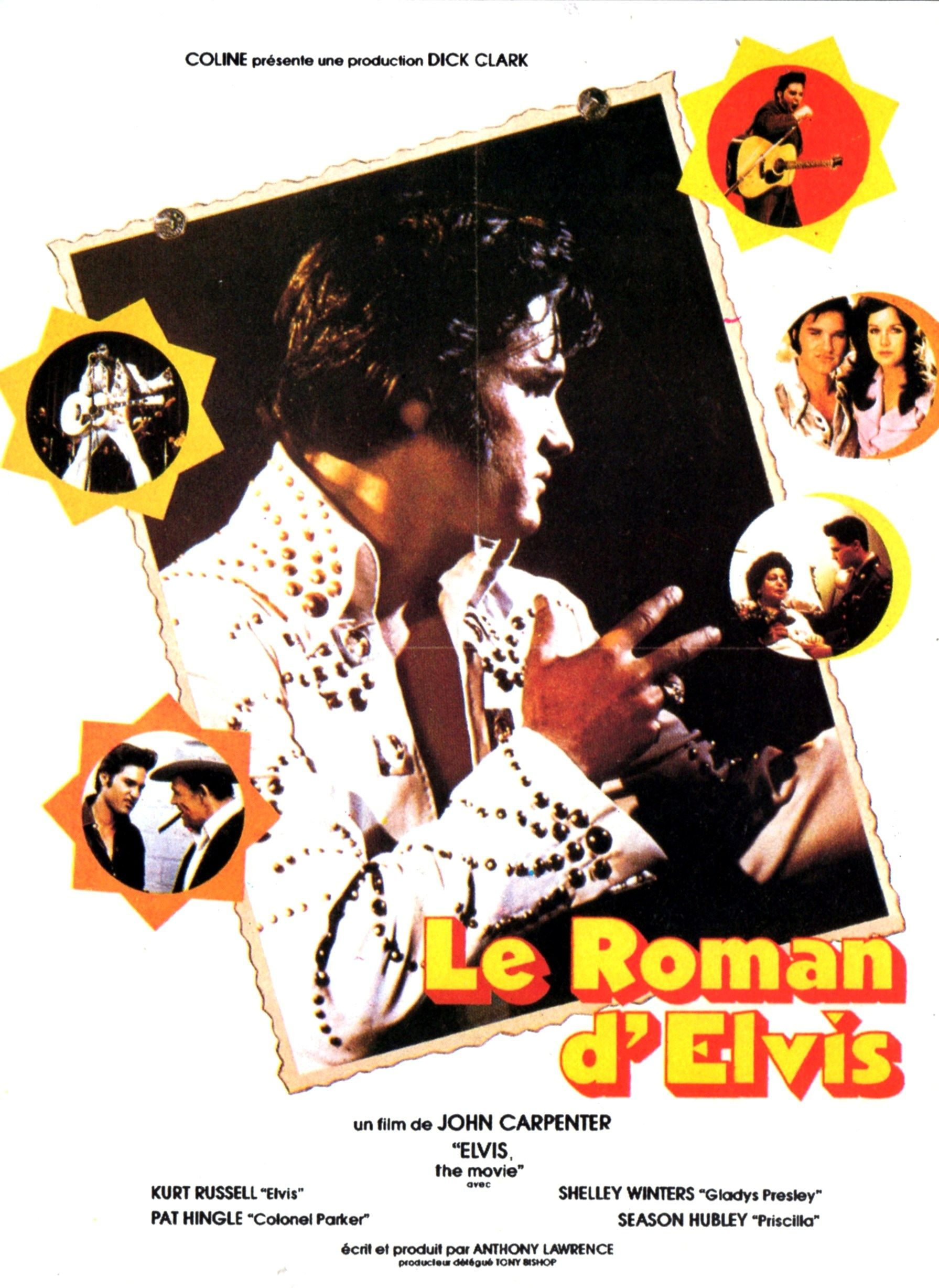 Le roman d 39 elvis 1979 one for the money two for - One for the money two for the show ...