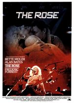 Affiche The Rose