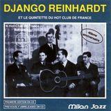 Pochette Django Reinhardt et le Quintette du Hot Club de France