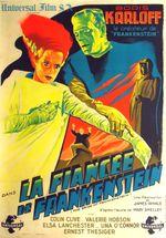 Affiche La Fiancée de Frankenstein
