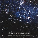 Pochette Space Sounds Music: NASA - Voyager Space Sounds