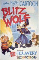 Affiche Blitz Wolf